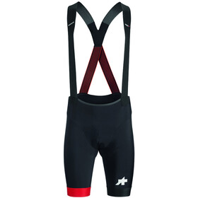 assos Equipe RS S9 Bib Shorts Heren, national red